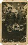 Возможно мой прадед Тихон Дмитриеевич Щеголеватых (слева)